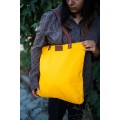 Yellow Essential Canvas Tote Bag