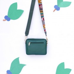 Green Sling Pouch